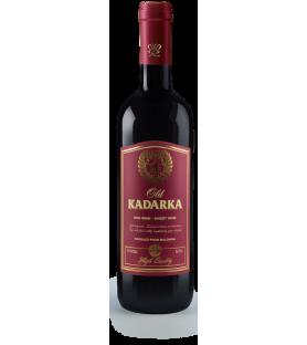 Wino Old Kadarka Semi-Sweet...