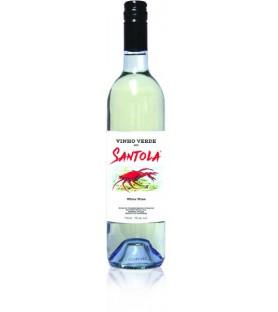 Wino Santola verde wytrawne...