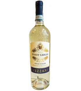Wino białe wytrawne Vezzani...