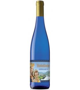 Wino białe półsłodkie M....